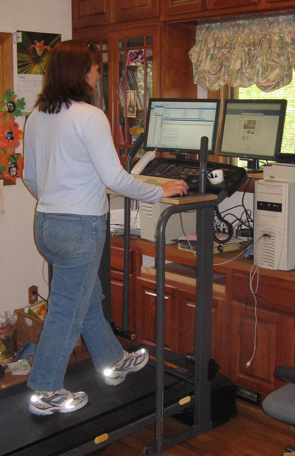 videos vhs treadmill