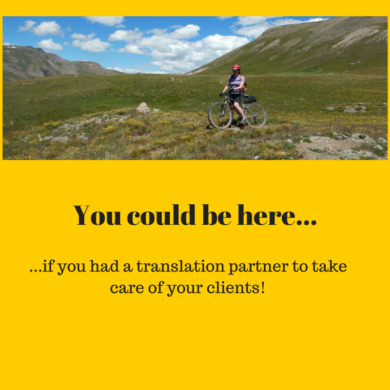 A Translation Partner Why You Need One Where To Find One